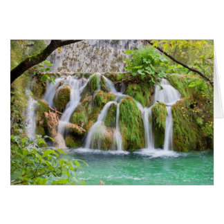Waterfall Stationery Note Card