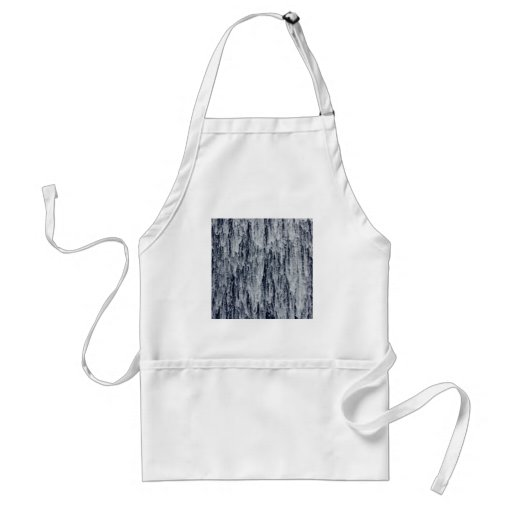 Waterfall Cascade Background Adult Apron