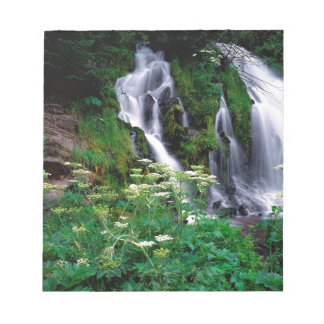 Waterfall Cascading Umpqua Notepad