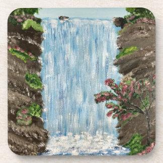 Waterfall Coasters (set of 6)