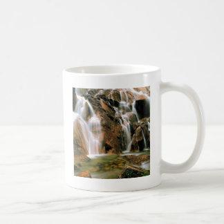 Waterfall Cool Water Sawtooth Wilderness Idaho Coffee Mug