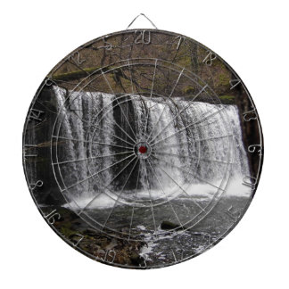 WaterFall country in wales, Brecon beacons Dart Board