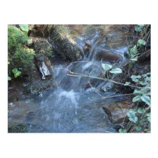 Waterfall Creek Postcard