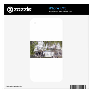 Waterfall Decal For iPhone 4
