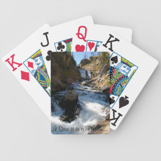Waterfall Deck Of Cards