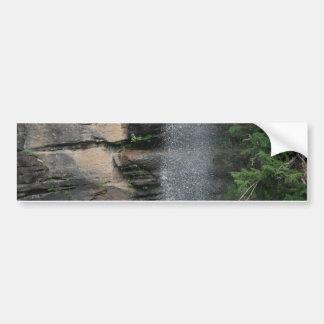 Waterfall Drops Bumper Sticker