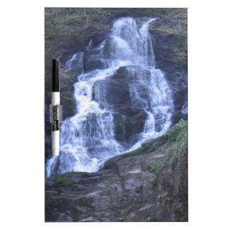 Waterfall Dry Erase Board