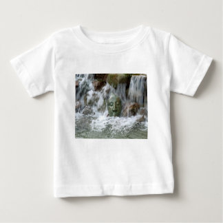 Waterfall Face Baby T-Shirt