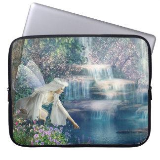 Waterfall Fairy Computer Sleeve