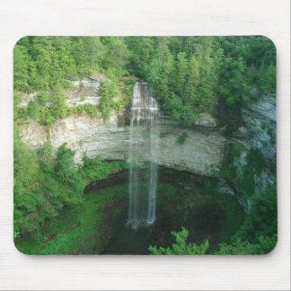 Waterfall Fall Creek Falls State Park TN Mousepad