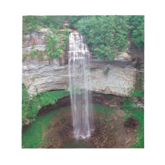 Waterfall Fall State Park Pikeville Memo Note Pads