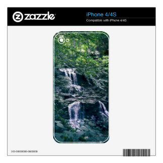 Waterfall Fantasy Decal For The iPhone 4S
