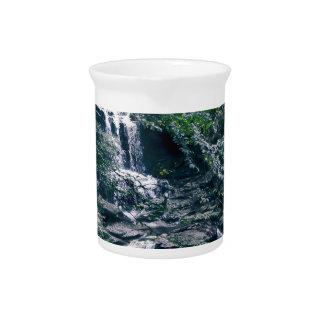 Waterfall Fantasy Drink Pitcher