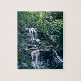 Waterfall Fantasy Jigsaw Puzzle