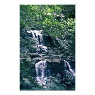 Waterfall Fantasy Stationery