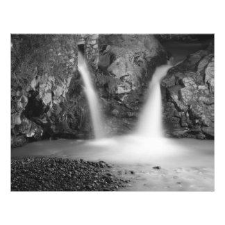 Waterfall Flyer Design
