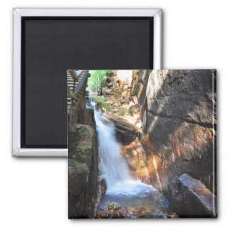 Waterfall Franconia Notch State Park NH Magnet