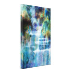 Waterfall Gallery Wrapped Canvas