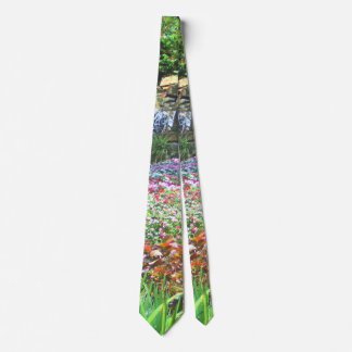 Waterfall Garden Tie