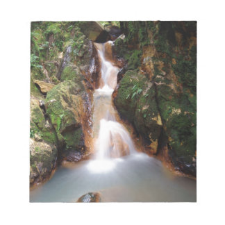 Waterfall Gentle Falls Memo Notepads