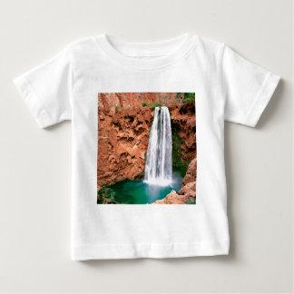Waterfall Havasupai Mooni Grand Canyon Arizona Baby T-Shirt