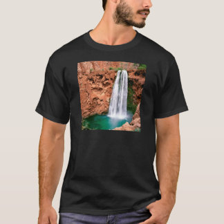 Waterfall Havasupai Mooni Grand Canyon Arizona T-Shirt