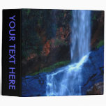 Waterfall Haven Binder