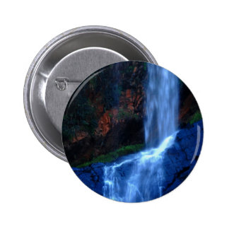 Waterfall Haven Pinback Buttons
