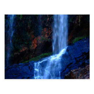 Waterfall Haven Post Card