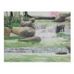 Waterfall, Hiraizumi Postcard