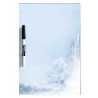 Waterfall horse Dry-Erase whiteboard