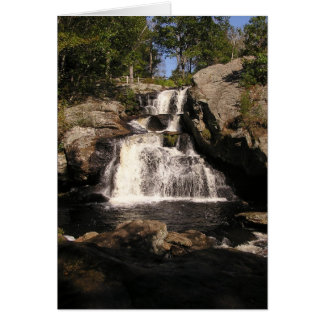 Waterfall I Stationery Note Card