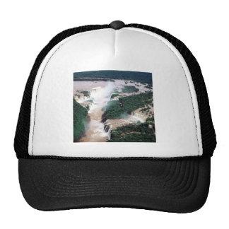 Waterfall Iguassu Brazil Argentina Trucker Hat