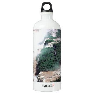 Waterfall Iguassu Brazil Argentina Water Bottle