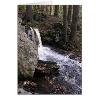 Waterfall II Card
