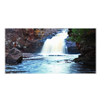 Waterfall in Amnicon Park Photo Cards