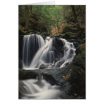 Waterfall in Connecticut Notecards Greeting Cards