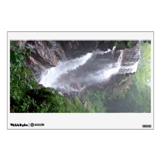 Waterfall in the forest wall sticker