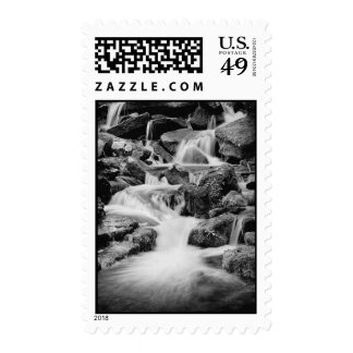 Waterfall in the Great Smoky Mountains Stamps