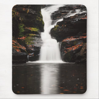Waterfall in the Poconos of Pennsylvania Mouse Pad