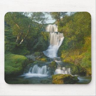 Waterfall, Isle of Skye, Scotland Mouse Pad