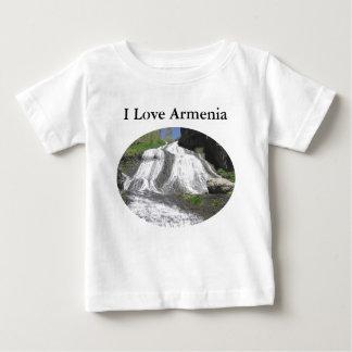 Waterfall Jermuk Armenia Baby T-Shirt