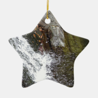 Waterfall.jpg Ceramic Ornament