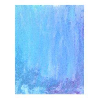 Waterfall.jpg de congelación membrete a diseño