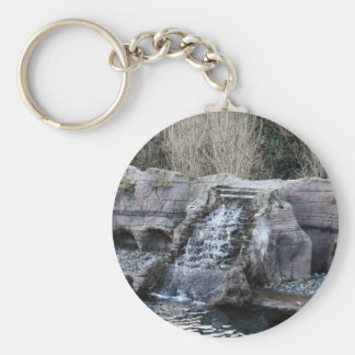 Waterfall Keychain