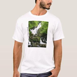 Waterfall, Killarney National Park, Ireland T-Shirt