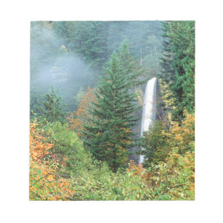 Waterfall Latourell Columbia Memo Note Pads