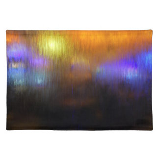 Waterfall Lights Placemat