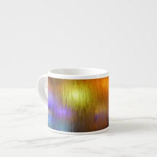 Waterfall Lights 6 Oz Ceramic Espresso Cup