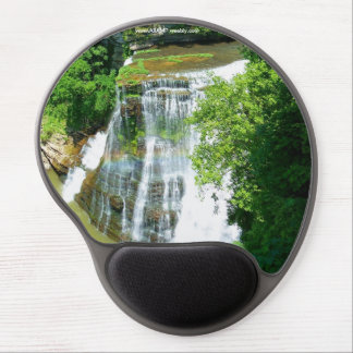 Waterfall mousepad gel mouse pad